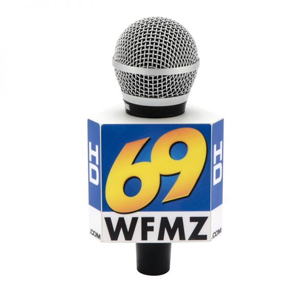 69 WFMZ mic flag