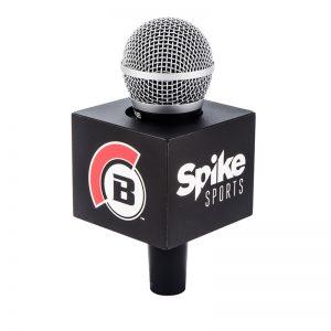 Spike mic flag