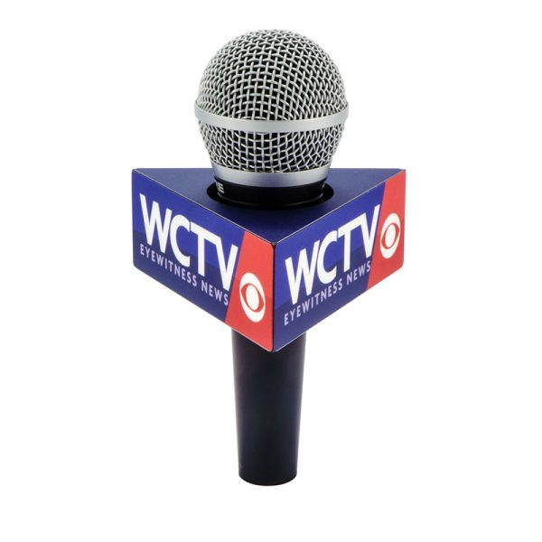 WCTV mic flag
