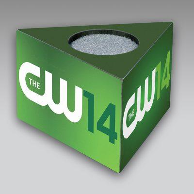 CW14 mic flag