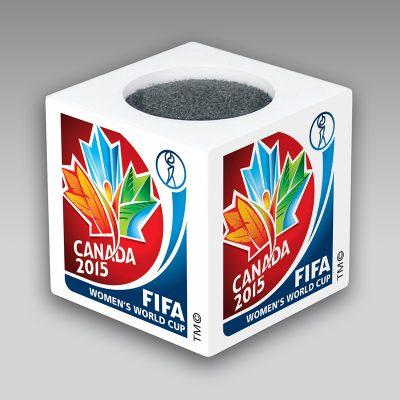 Canada FIFA 2015 mic flag