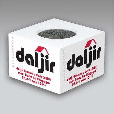 Daljir mic flag