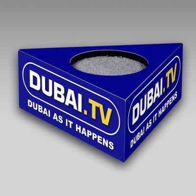 Dubai mic flag