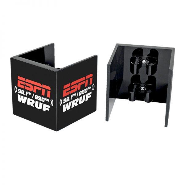 ESPN WRUF mic clip
