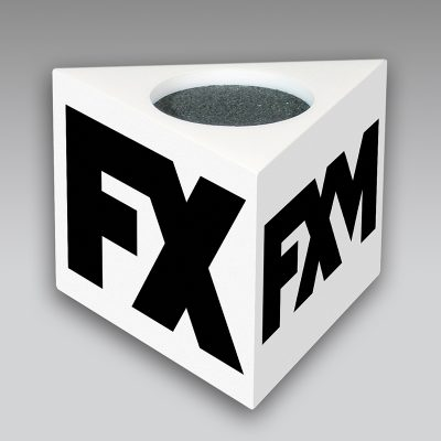 FX mic flag