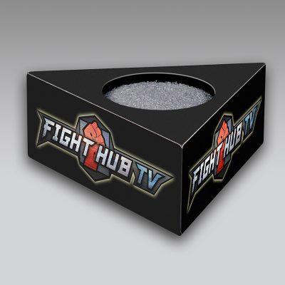FightHub mic flag