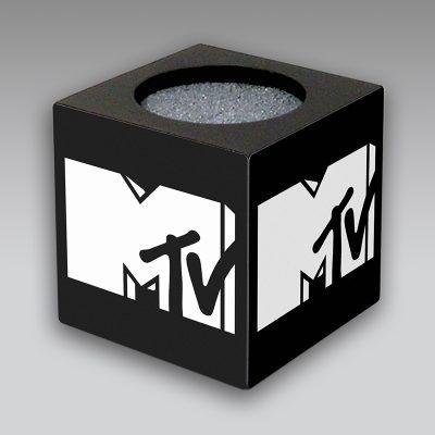MTV mic flag