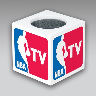 NBA mic flag
