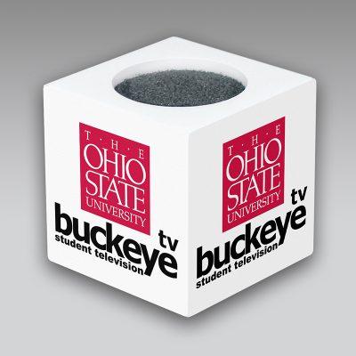 Ohio State mic flag