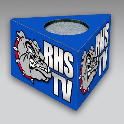 RHS mic flag