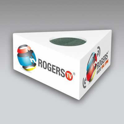 Rogers mic flag
