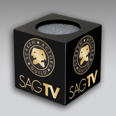 SAG TV mic flag