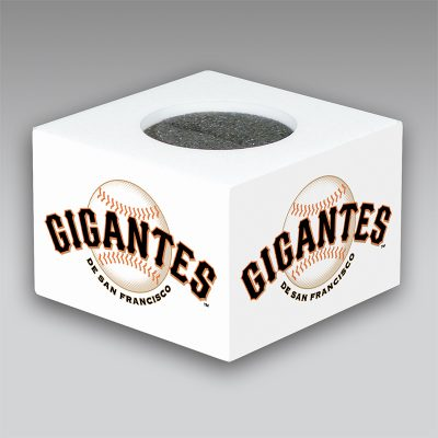 SF Giants mic flag