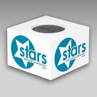 Stars mic flag