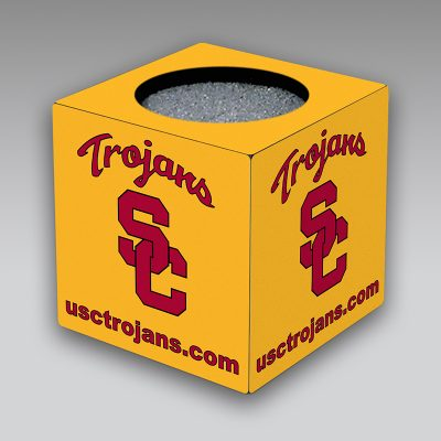 USC mic flag