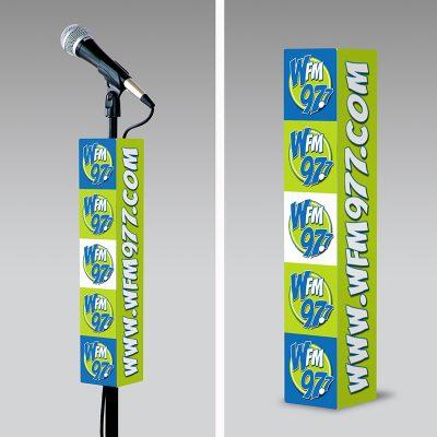 WMZ mic tower