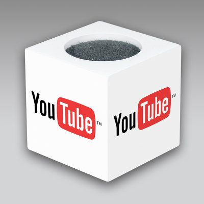 YouTube mic flag