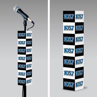 CBS Charlotte mic tower