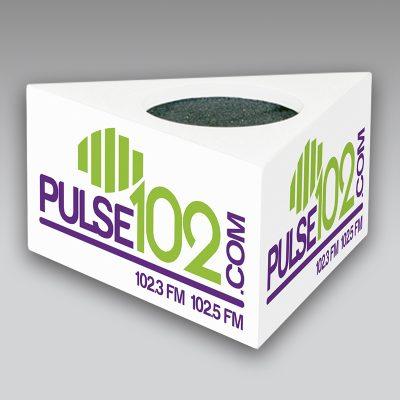Pulse mic flag