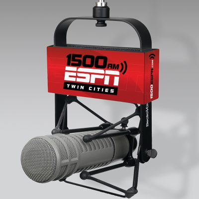 Mic Flag ESPN Twin Cities