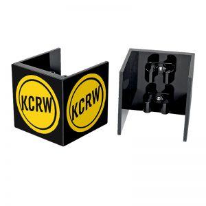 KCRW mic clip