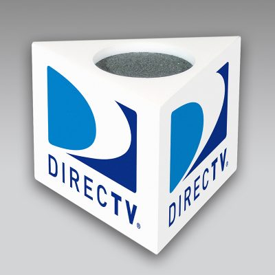 DirectTV mic flag