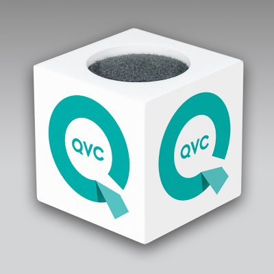 QVC mic flag